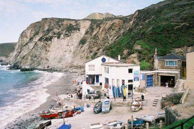 Trevaunance Cove - St Agnes