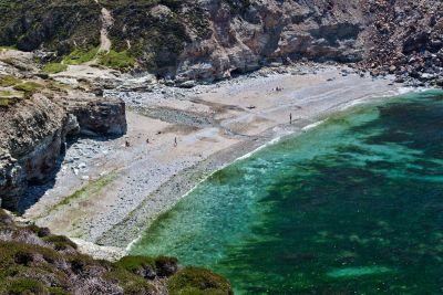 Trevellas Porth Beach, St Agnes
