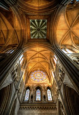 Truro Cathedral interior
