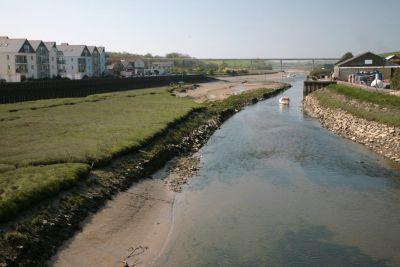 Wadebridge - Looking West