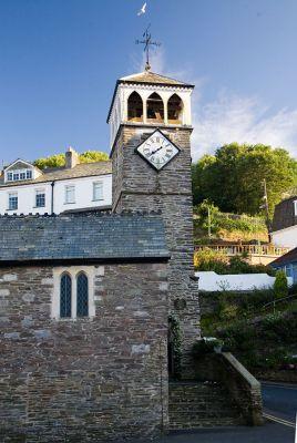 St Nicholas' Church - West Looe