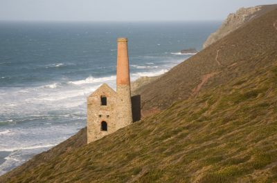 Wheal Coates - Towanroath Engine House