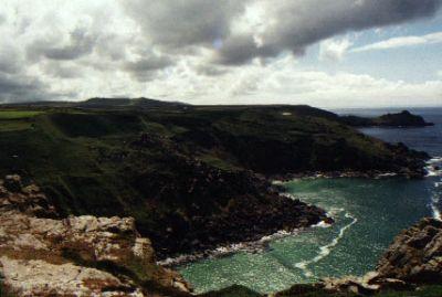 Cliffs near Zennor