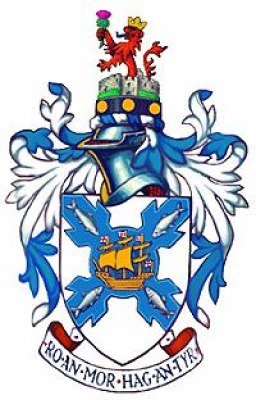 Restormel Borough council crest