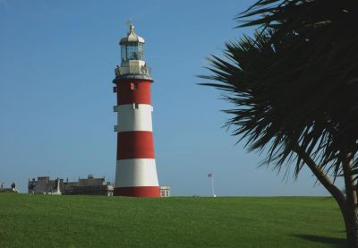 Smeaton's Eddystone Lighthouse - Plymouth Hoe