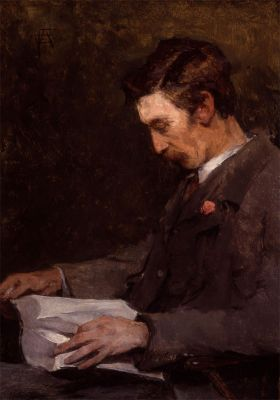 Stanhope Forbes portrait