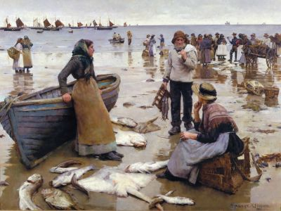Stanhope Forbes painting