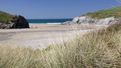 Best beaches near Newquay video