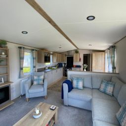 Luxury Cornish Holiday Accommodation with Sea View