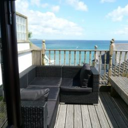 Bayview Cottage with Great sea views .
