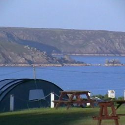 Chy Carne caravan camping and touring park