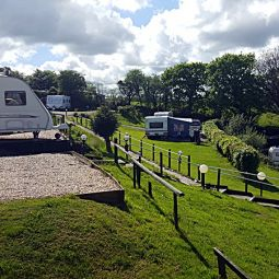 Pine Green Valley caravan and camping Park