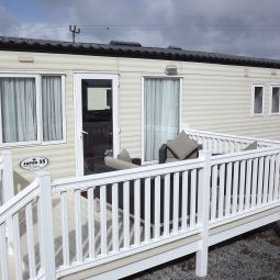 Private Static Caravan at Parkdean Mullion