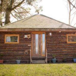 The Log Cabin, Hayle. You Chill Holidays