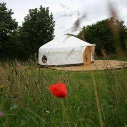 Tremeer Farm Yurt Holidays Cornwall