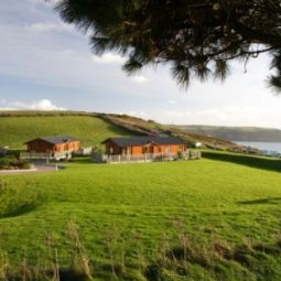 Luxury lodge January short break offer