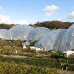 Eden Project accommodation