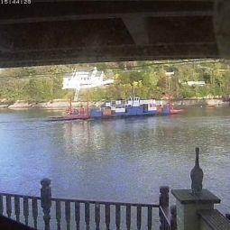Fowey Ferry webcam