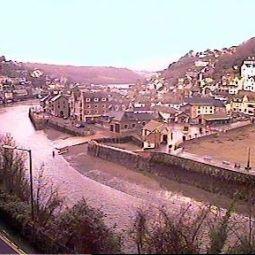 Looe River webcam