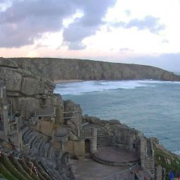 Minack Theatre webcam