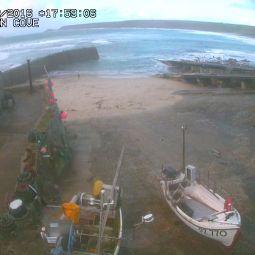 Sennen Cove Harbour webcam