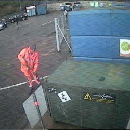 St Erth skip webcam