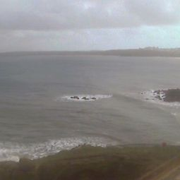 St Ives Coastguard lookout webcam