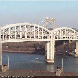 Royal Albert Bridge webcam