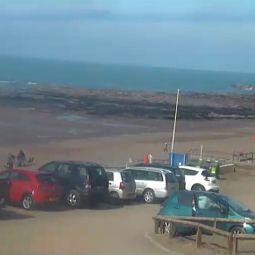 Widemouth Bay webcam