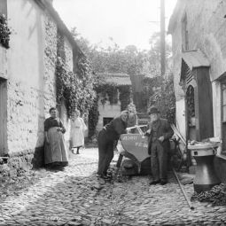 The Fradgan - Newlyn - 1906