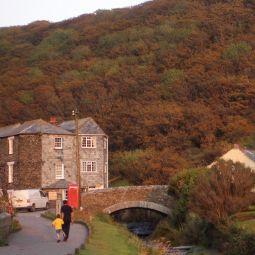 Bridge in Bosastle