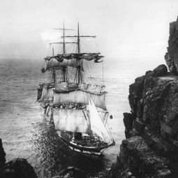 The Cromdale Shipwreck - Lizard Point - 1913