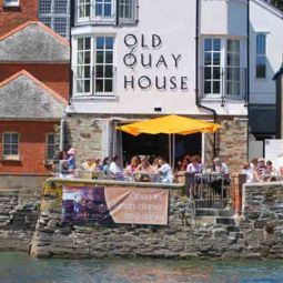 Old Quay House, Fowey