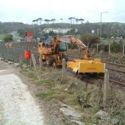 Track repairs 2