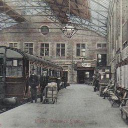 Penzance Station circa 1915
