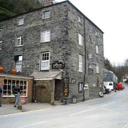 Cobweb Inn Boscastle