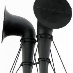 Fog horn at the Lizard