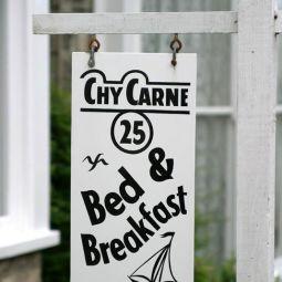 Bed & Breakfast - Penzance