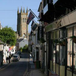 Historic Chapel Street - Penzance