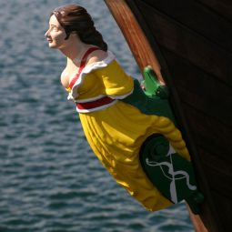 Figurehead - Penzance harbour