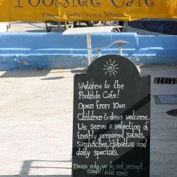 Poolside cafe - Penzance