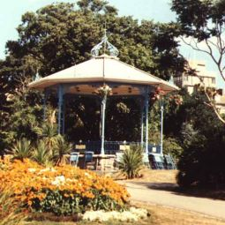 Morrab Gardens - Bandstand