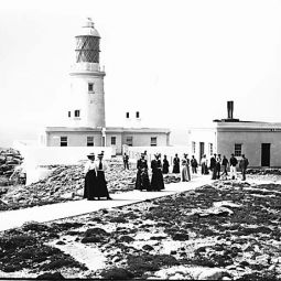 Round Island Lighthouse - Scilly Isles