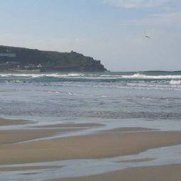 Sennen Beach from Gwenver