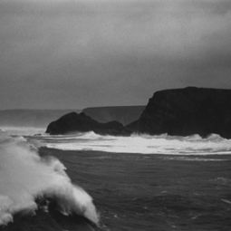 Storms Off Porth Island