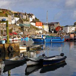 Mevagissey Quayside