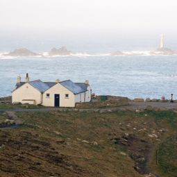 Unspoilt Lands End: The First & Last House