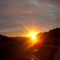 A30 Sunset