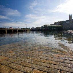 Abbey Slip and Ross Bridge - Penzance
