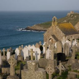 Barnoon Cemetery - St ives